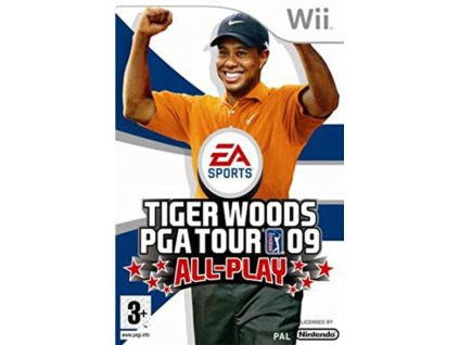 wii tiger woods 09 all play