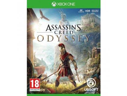 XBOX ONE Assassins Creed Odyssey CZ