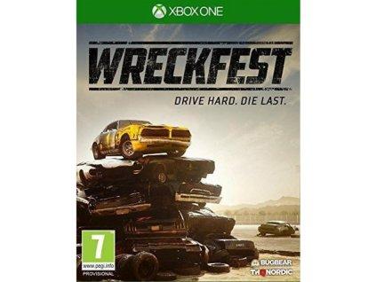 XBOX ONE Wreckfest