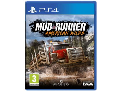 Spintires MudRunner American Wilds Edition PS4