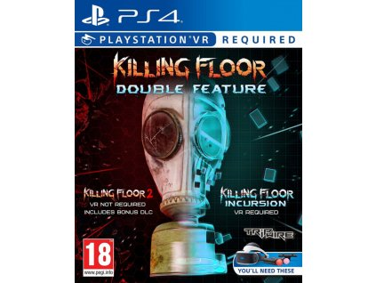 PS4 Killing Floor: Double Feature