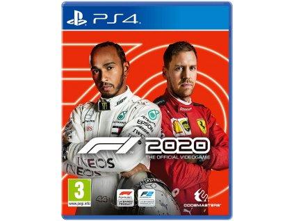 PS4 F1 2020
