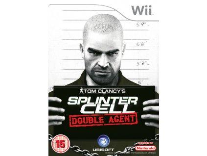 Wii Splinter Cell Double Agent