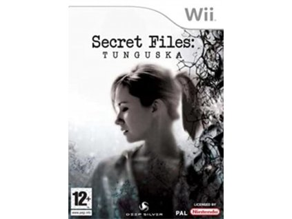 Wii Secret Files Tunguska