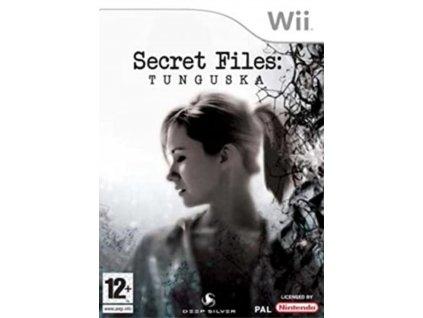 Wii Secret Files Tunguska