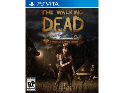 PS VITA The Walking Dead Season 2