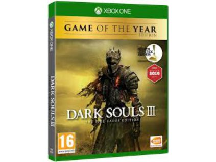 XBOX ONEDark Souls 3 The Fire Fades GOTY Edition