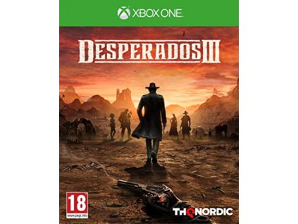 xbox one Desperados III (3)