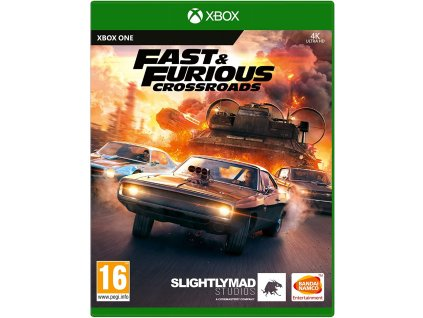 XBOX ONE Fast & Furious Crossroads