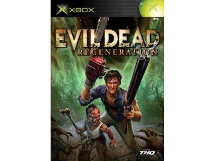 XBOX Evil Dead Regeneration