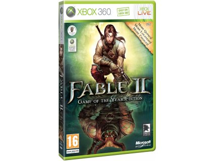 XBOX 360 Fable II Game of the Year Edition CZ