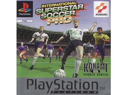 PS1 International Superstar Soccer Pro