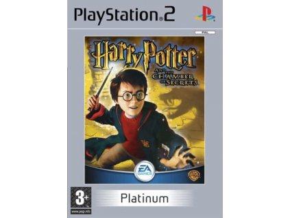 PS2 Harry Potter a tajemná komnata PLATINUM