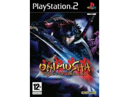 PS2 Onimusha Dawn of Dreams