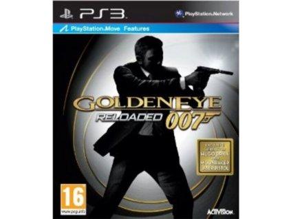 PS3 GoldenEye 007 Reloaded