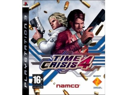 ps3 time crisis 4