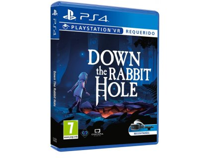 Down the Rabbit Hole (PSVR PS4)