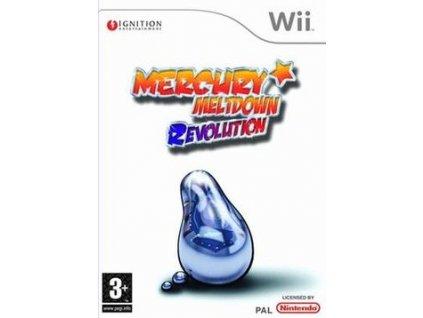 Wii Mercury Meltdown