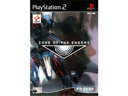 ps2 zone of the enders