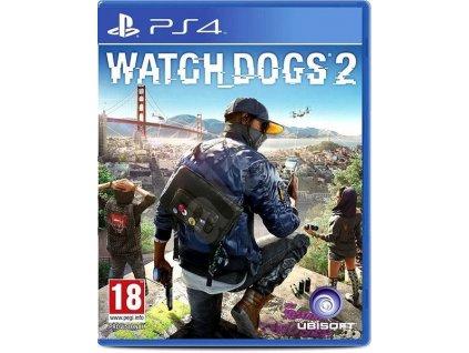 PS4 Watch Dogs 2 CZ