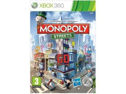 XBOX 360 Monopoly Streets