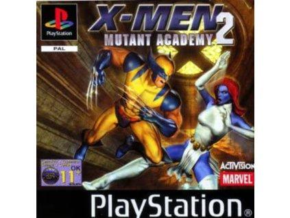 X Men Mutant Academy 2 PS1