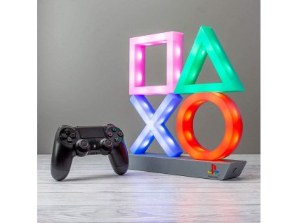 3D světlo - Playstation Icons XL