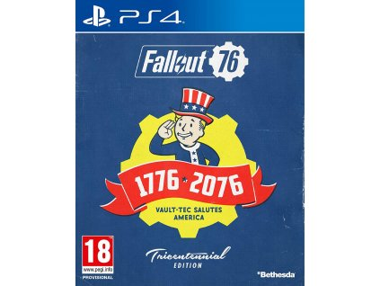 Fallout 76 (Tricentennial Edition) PS4