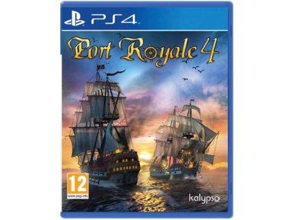 Port Royale 4 PS4