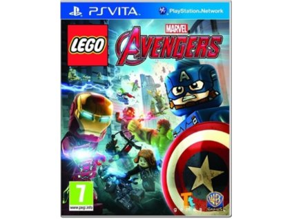 PS VITA LEGO Marvel Avengers