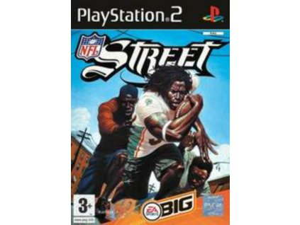 PS2 nfl street