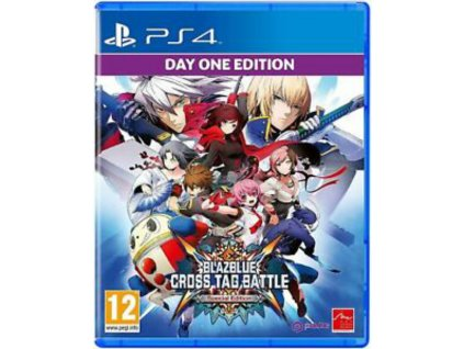 BlazBlue Cross Tag Battle (Special Edition) PS4
