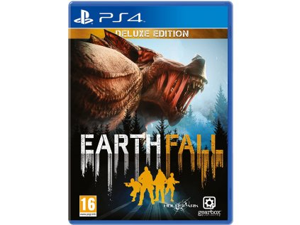 PS4 Earthfall Deluxe Edition