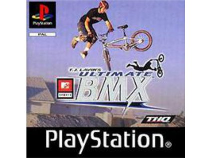 MTV Sports T.J. Lavin's Ultimate BMX