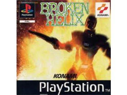 ps1 broken helix