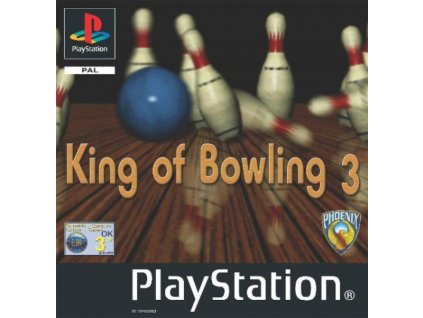 ps1 king of bowling 3