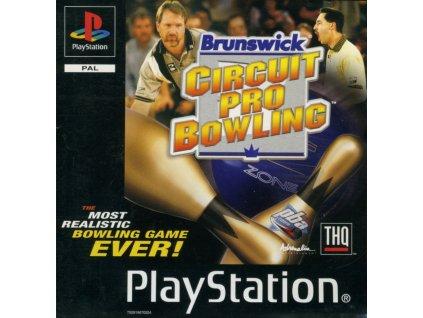 PS1 Brunswick Circuit Pro Bowling