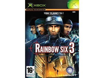 XBOX Tom Clancy's Rainbow Six 3