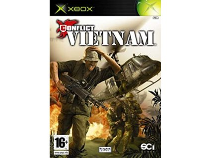 XBOX Conflict Vietnam