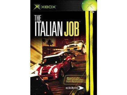 XBOX italian job la heist