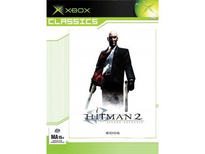 XBOX Hitman 2 Silent Assassin
