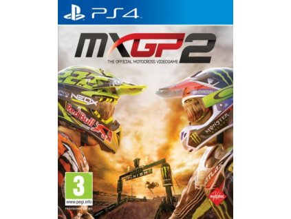 PS4 MXGP2 The Official Motocross Videogame