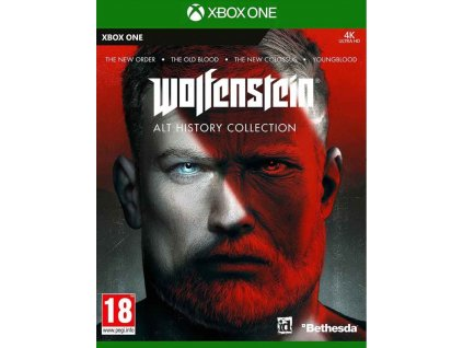 wolfenstein alt history collection xbox one