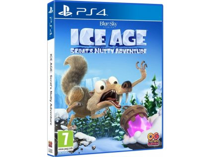 Ice Age Scrat's Nutty Adventure ps4
