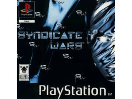 PS1 Syndicate Wars