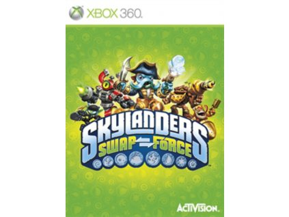 XBOX 360 Skylanders Swap Force