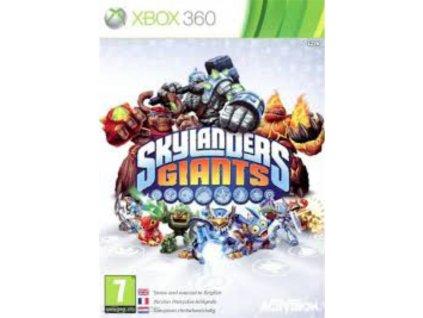 XBOX 360 Skylanders Giants