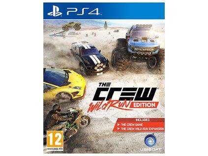 PS4 The Crew: Wild Run Edition (nová)