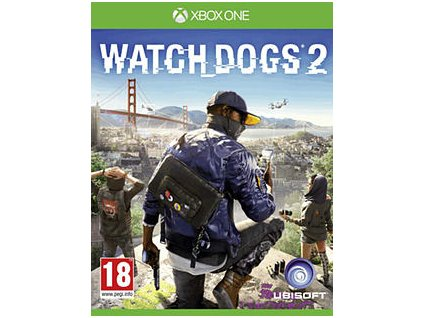 XBOX ONE Watch Dogs 2 CZ (nová)