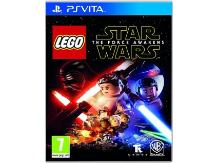 PS VITA LEGO Star Wars The Force Awakens